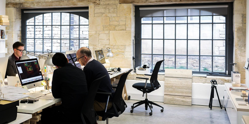 Workspaces available