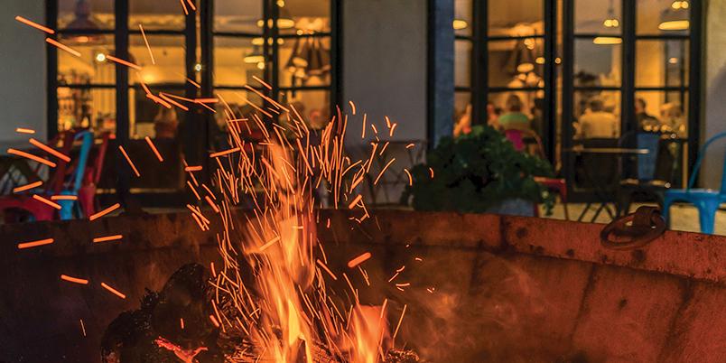 Autumn Fire Feast 2018
