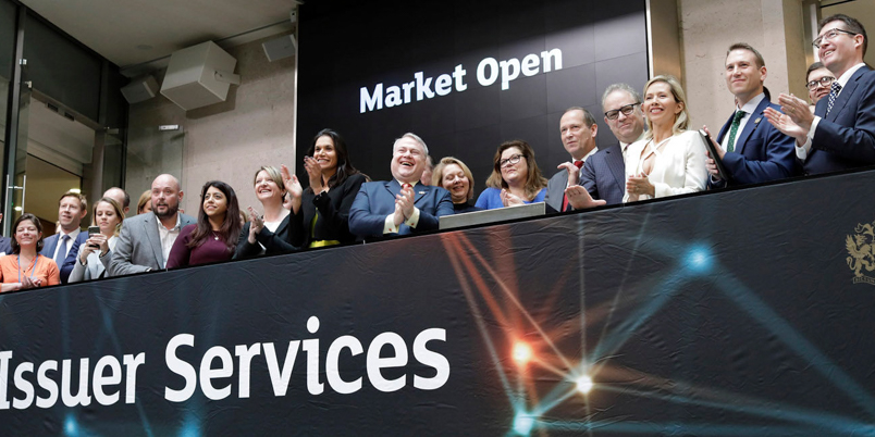 LSE Market Opening for Irithmics