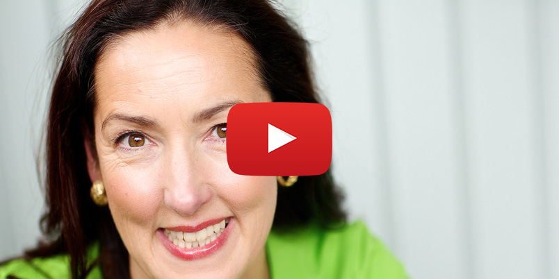 Louise Ladbrooke Rooster Talk video at Glove Factory Studios