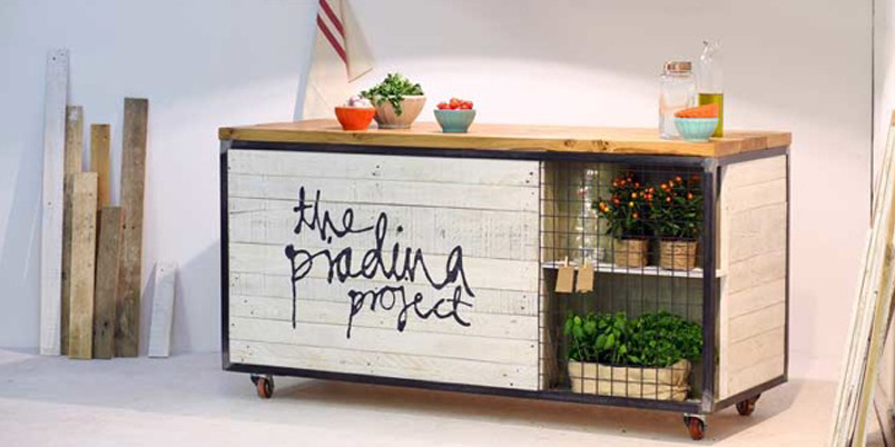 Pop Up Cookspace Piadina Project