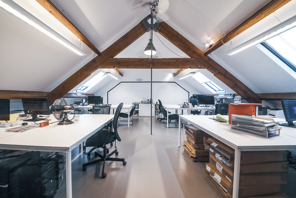 Loft Workspace Available