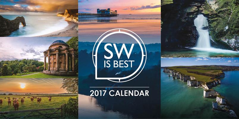 SWisBest Instagram charity calendar