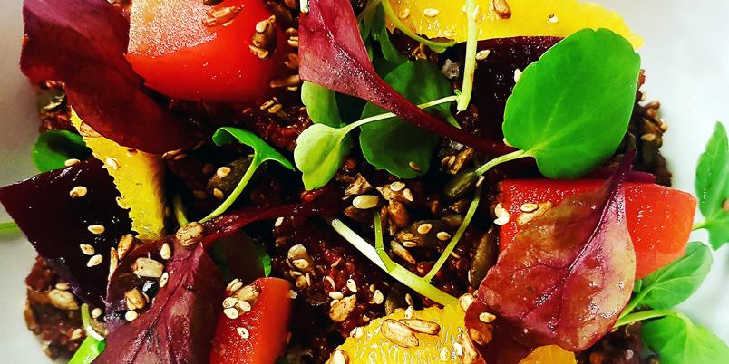 Nourish Season at The Field Kitchen