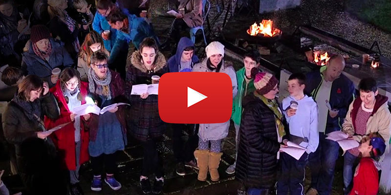 Christmas Carols 2017 video