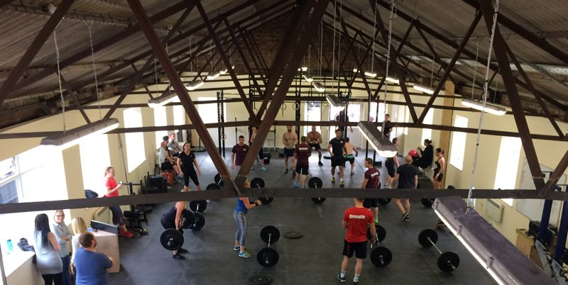 Savage Strength CrossFit Bath