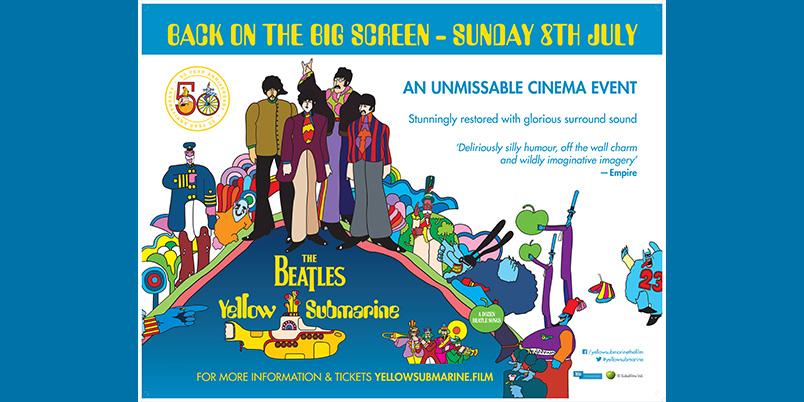 Yellow Submarine on the big screen